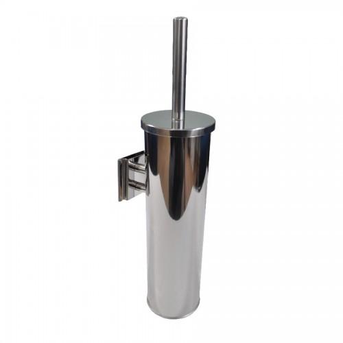 Ершик туалетный настенный металлический хромированный G-TEQ