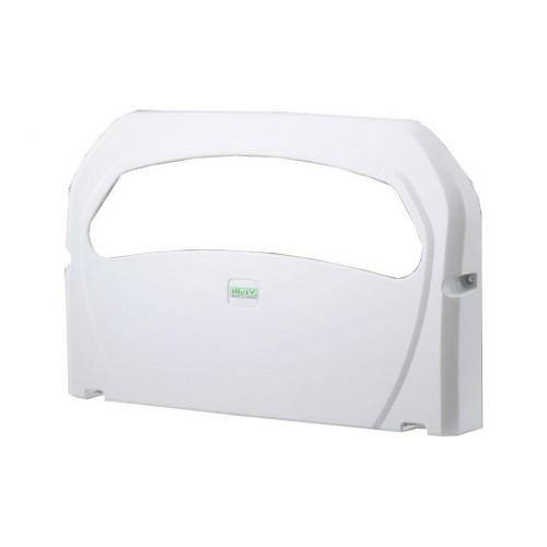 Диспенсер для бумажных покрытий на унитаз белый Vialli K7