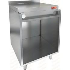 Стол для розлива напитков с отверстиями для кран-пистолета Hicold НБМПК-6/5-7Б