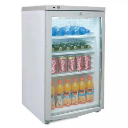 """Холодильный шкаф """"Enigma"""" SC-105 со стеклянной дверью"""