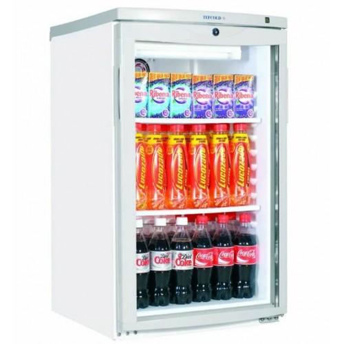 """Холодильный шкаф """"Tefcold"""" BC145-I со стеклянной дверью"""