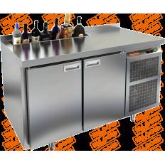 Барный холодильный стол Hicold GN/SN 11 HT V