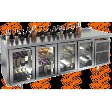 Барный холодильный стол Hicold GNG/SNG 1111 HT V