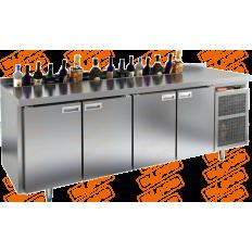 Барный холодильный стол Hicold GN/SN 1111 HT V