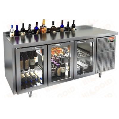Барные холодильные столы