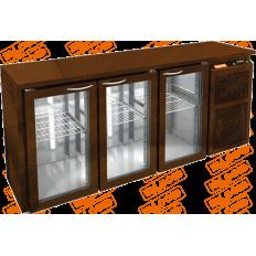 Барный холодильный стол Hicold BNG 111 BR2 HT Bar