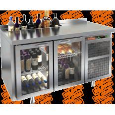Барный холодильный стол Hicold GNG/SNG 11 HT V
