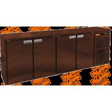Барный холодильный стол Hicold BN 1111 BR2/TN/BT Bar