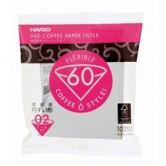 Фильтры бумажные Hario для дриппера 1-4 чашки