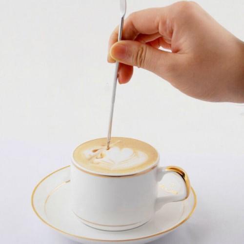 Латте-арт пен (ручка для рисунков на молочной пене)