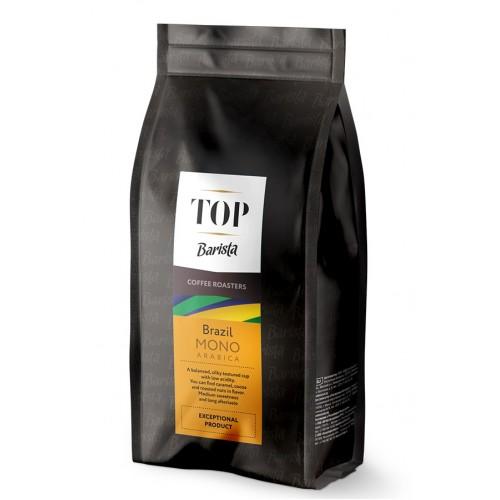 Кофе зерновой TOP Barista MONO Brazil, 1000 г.