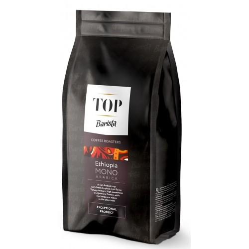 Кофе зерновой TOP Barista MONO Ethiopia, 1000 г.