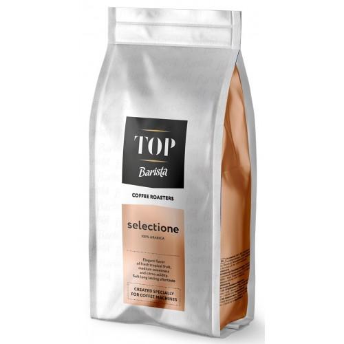 Кофе зерновой TOP Barista Selectione, 1000 г.
