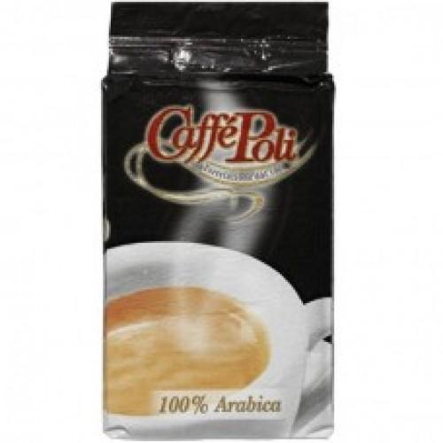 """Кофе молотый Caffe Poli """"100% Arabica Macinato Moka"""", 250 г."""