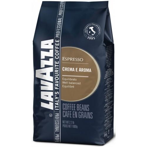 Кофе зерновой Lavazza Crema&Aroma, 1000 г.