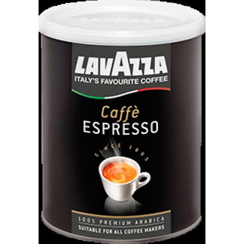 Кофе молотый Lavazza Espresso, 250 г.