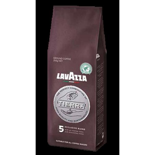 Кофе молотый Lavazza Tiera, 250 г.