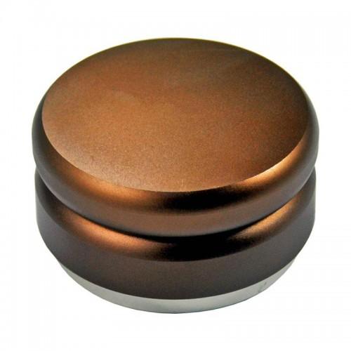 "Темпер ""Macaron Brown"" 58mm"