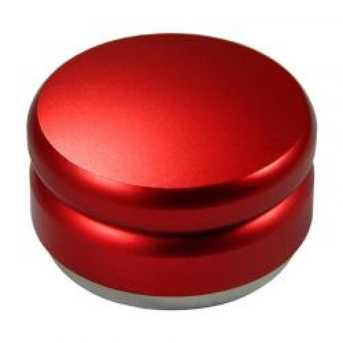 """Темпер """"Macaron Red"""" 58mm"""