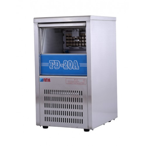 """Льдогенератор для кускового льда """"Enigma"""" FD-20A"""