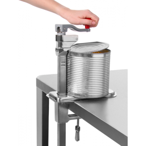 Машинка для открытия консервных банок Hendi