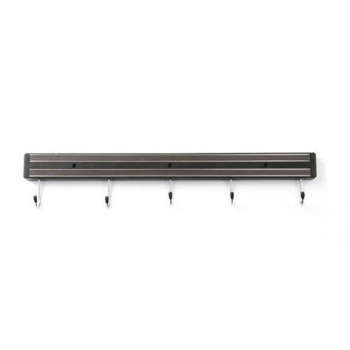 Магнитный держатель для ножей Hendi, 45 см