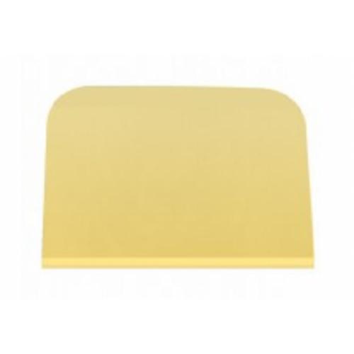 Скребок для теста прямоугольный Hendi, 12/9,3 см