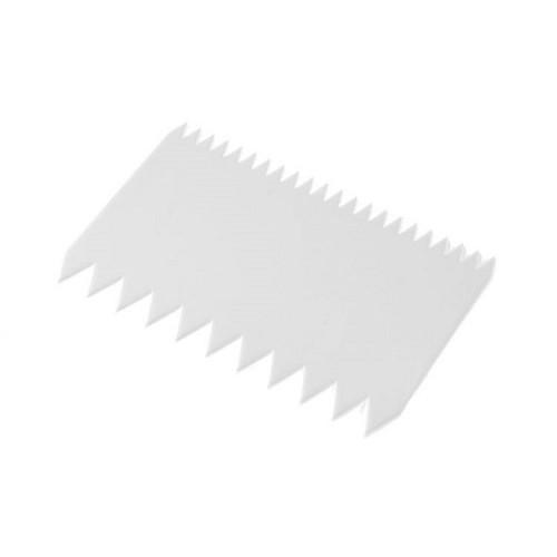 Скребки кондитерские зубчатые Hendi, 6 шт