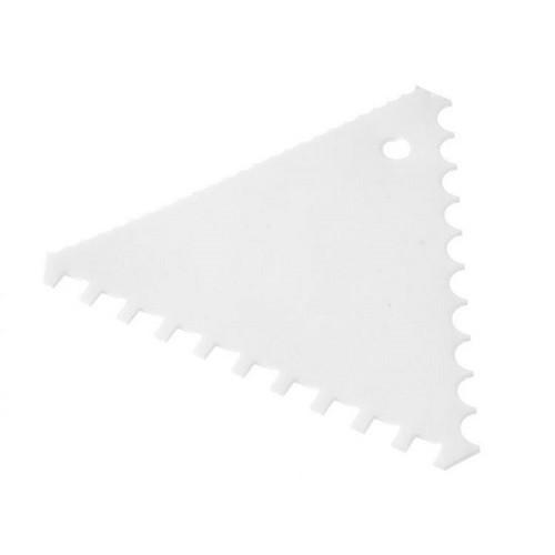 Скребки кондитерские зубчатые узкие Hendi, 6 шт