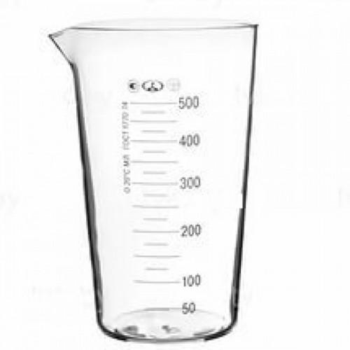 """Мерный стакан """"ГОСТ-1770-74, 500 ml."""""""