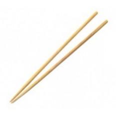 Палочки бамбуковые круглые, 100 пар