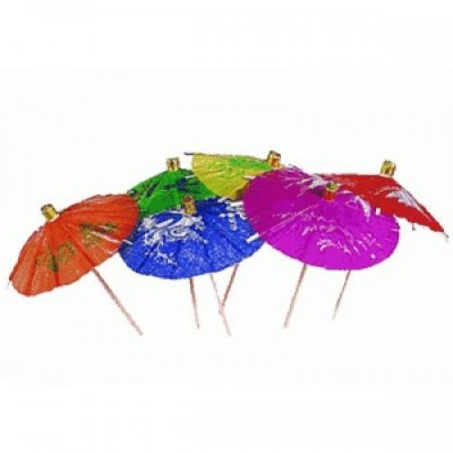 Зонтик на деревянной ножке Melchert, 50 шт.