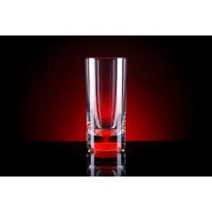 """Хайбол GlasShine """"Long Drink"""", 350 ml, красный"""
