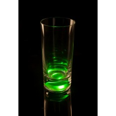 "Хайбол GlasShine ""Long Drink"", 350 ml, зелёный"