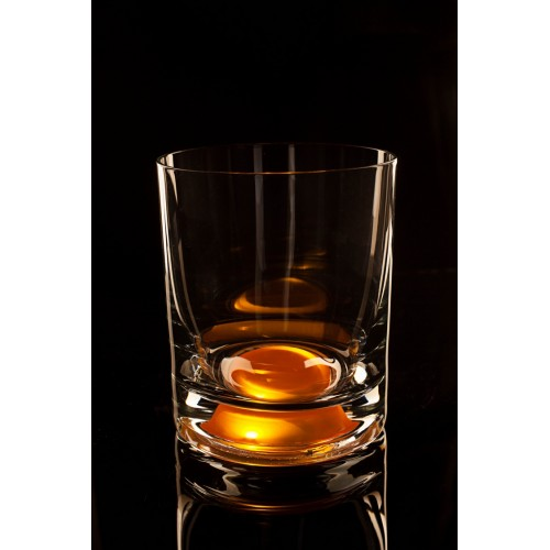 "Олд Фэшнд GlasShine ""WHISKY"", 250 ml, оранжевый"