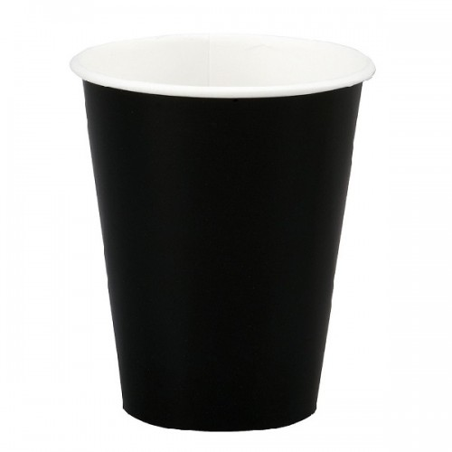 """Стакан бумажный """"WTL Black"""" 250 мл, 50 шт"""