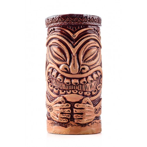 """Тики """"Aztecs' clay"""", 450 ml (Hand-made)"""