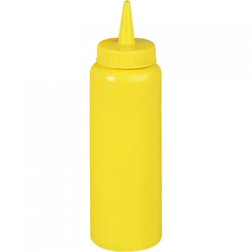Емкость для соуса желтая, 700 мл