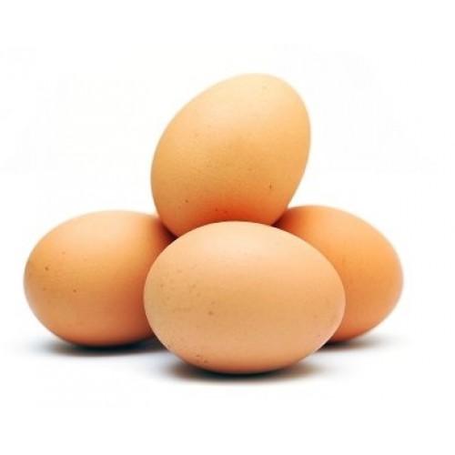 Яйца куриные цветные C-1, 10 шт