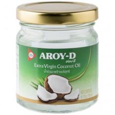 Кокосовое масло Aroy-D Extra virgin, 180 мл