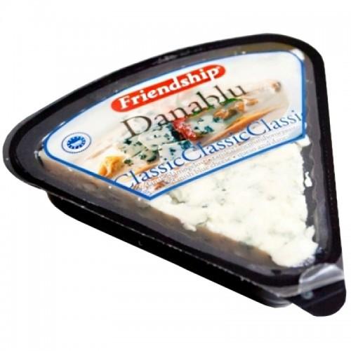 Сыр мягкий с голубой плесенью Данаблю Friendship, 100 г