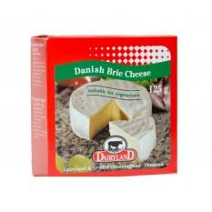 Сыр Dairyland Brie с белой плесенью, 125 г