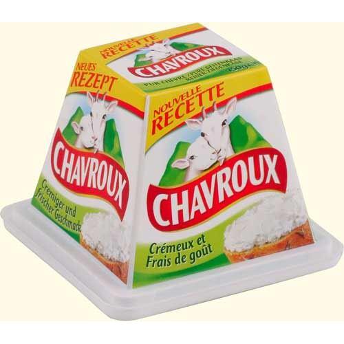 Сыр мягкий из Козьего молока жирный ШАВРУ, 150 г