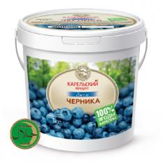 Джем черничный Карельский продукт, 1200 г