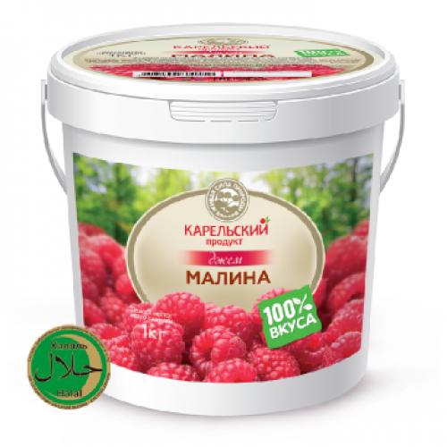 Джем малиновый Карельский продукт, 1200 г