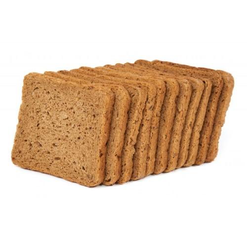 Хлеб для сэндвичей пшенично-ржаной замороженный, 510 г