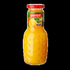 Сок Granini Апельсиновый, 0,25 л