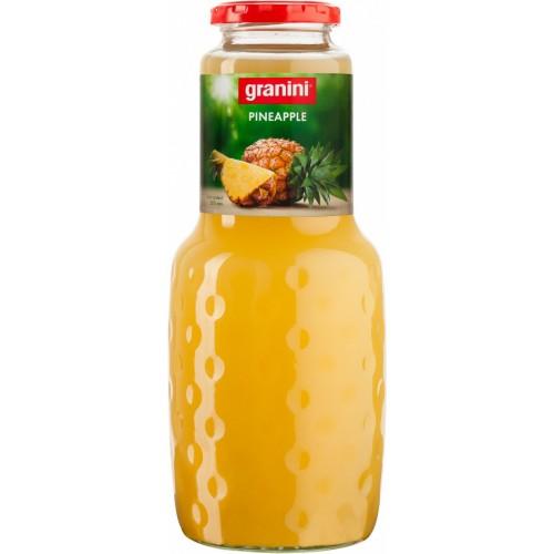 Нектар Granini Ананасовый, 1 л
