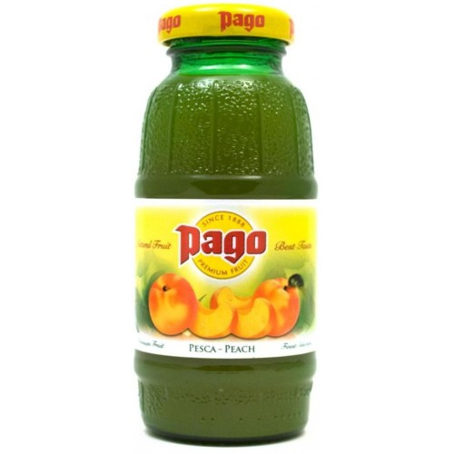 Нектар Pago Персик, 0,2 л