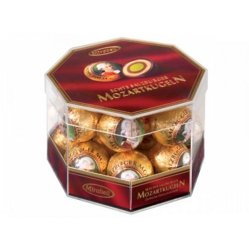 Конфеты Mirabell в пластиковой упаковке (шарики) , 300 г